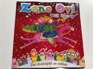 Zene Ovi - Téli Ünnep / Ezt enekeljuk az oviban / Sony BMG Music Entertainment Audio CD 2006 / 88697035352