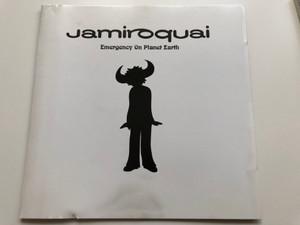 Jamiroquai ‎– Emergency On Planet Earth / Sony Music Entertainment Audio CD 1993 / 474069 2