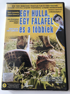 He Died with a Felafel In His Hand DVD 2001 Egy hulla, egy falafel és a többiek... / Directed by Richard Lowenstein / Starring: Noah Taylor, Emily Hamilton, Sophie Lee (5999552360012)