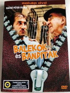 Balekok és Banditák DVD 1996 / Directed by Bacsó Péter / Starring: Cserna Antal, Györgyi Anna, Vlahovics Edit, Melis György / Hungarian Comedy film (5996357325079)