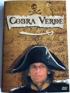 Cobra Verde DVD 1987 / Directed by Werner Herzog / Starring: Klaus Kinski, King Ampaw, Jose Lewgoy, Salvatore Basile (5999881767155)