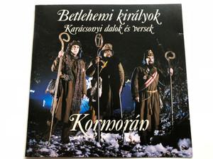 Betlehemi Királyok - Karácsonyi Dalok És Versek / Kormorán / Gonh Audio CD 1997 / HCD 14021