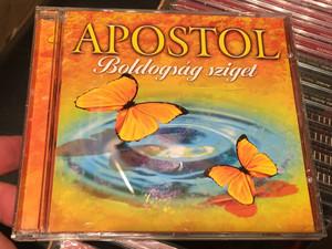 Apostol – Boldogság Sziget / Tom-Tom Records Audio CD 2004 / TTCD-63