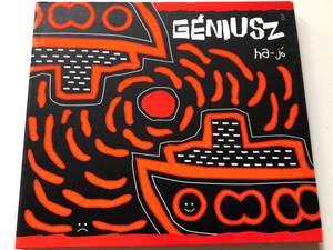Géniusz 3. - Ha-jó / Világszeme, Arcot napnak, Felhőn ülve, Üres a busz / Audio CD 2006 / Human Music (Ha-jóCD)