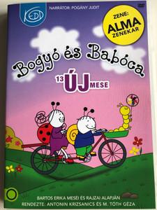 Bogyó és Babóca DVD 2011 2. rész / Directed by Antonin Krizsanics / Narrated by: Pohány Judit / 13 Új mese / 13 new Hungarian stories for children by Bartos Erika (5999884917472.)