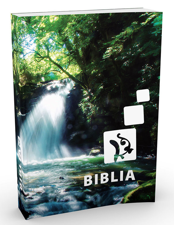 Hungarian Karoli Reloaded Bible Paperback / Biblia revideált Károli középméretű, kartonált kiállítású / Great for gift to people in prison (5999883910603)