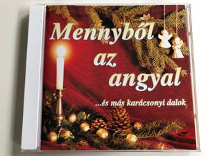 Mennyből Az Angyal...es mas karacsonyi dalok / MusiCDome Audio CD 2004 / 0292MCD