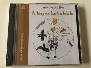 A lemez két oldala by Janikovszky Éva / Hungarian language Audio Book / Read by Pécsi Ildikó / 2x Audio CD 2007 / Móra Hangoskönyv (9789631183917)