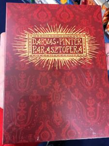 Darvas Benedek - Pintér Béla: Parasztopera DVD 2016 / Hungarian Ballad in Opera Style / Saxum Kiadó (5999887427015)
