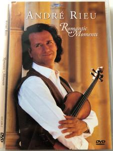 André Rieu - Romantic Moments DVD 1999 / Sphärenklänge (Music of the Spheres), Antonín Dvořák - Lied An Den Mond, Giacomo Puccini - O Mio Babbino Caro (780063569026)