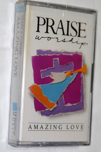 Praise & Worship - Amazing Love / Hosanna! Music ‎– Audio Cassette / HM-30