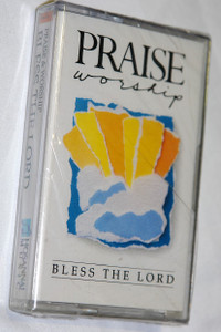 Praise & Worship - Bless The Lord / Hosanna! Music ‎– Audio Cassette / HM-24