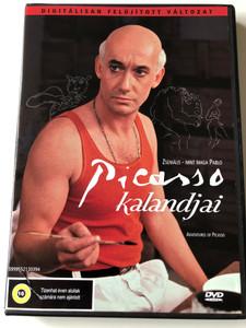 Adventures of Picasso DVD 1978 Picasso kalandjai (Picassos äventyr) / Directed by Tage Danielsson / Starring: Gösta Ekman, Hans Alfredson, Margaretha Krook (5999552130394)