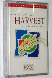 Lord Of The Harvest / Live Praise & Worship / Hosanna! Music ‎– Audio Cassette / 08724