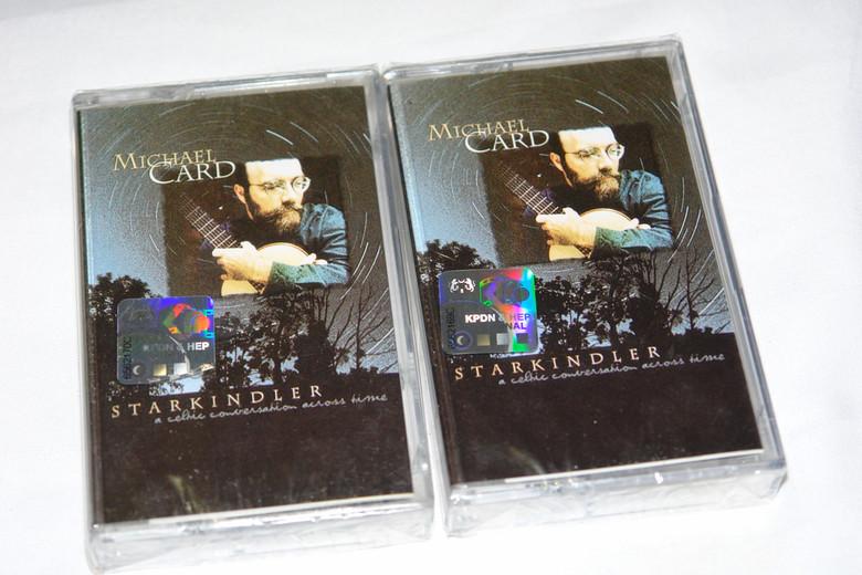 Michael Card – Starkindler - A Celtic Conversation Across Time / Covenant Artists - Audio Cassette / 080688591441