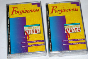 Forgiveness / Contemporary Music, Teaching God's word / Integrity Music ‎– Audio Cassette / IMC324