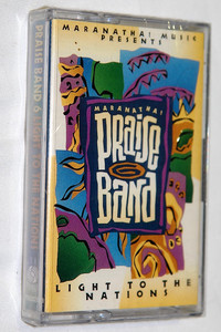 Praise Band 6 - Light to the nations / Maranathai Music - Audio Cassette