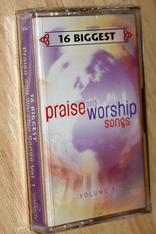 16 biggest - Praise and worship songs / Volume 1 / Integrity Music - Audio Cassette / 22534