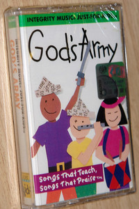 God's Army / Songs that teach, songs that praise / Integrity Music ‎– Audio Cassette / IKC005