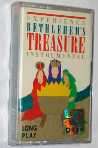 Experience Betlehem's Treasure Instrumental / Integrity Music - Audio Cassette / ISC804