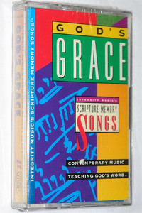 God's Grace / Contemporary Music, Teaching God's Word / Integrity Music - Audio Cassette / IMC300