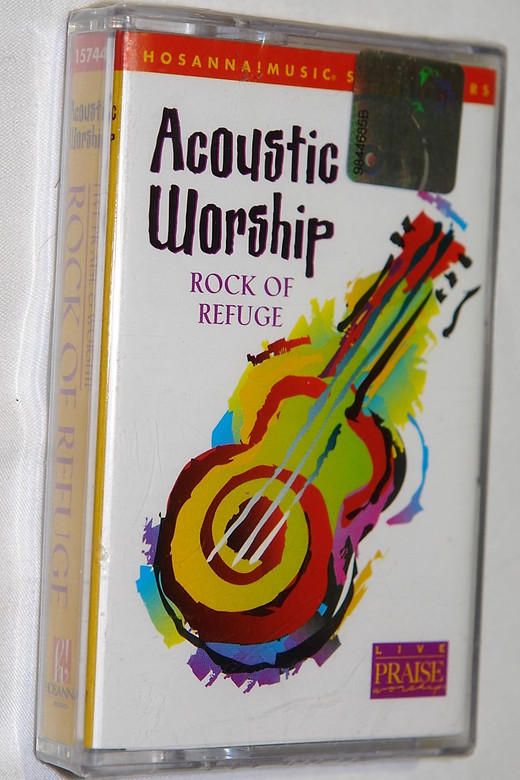 Acoustic Worship - Rock Of Refuge / Live Praise & Worship / Hosanna! Music / 15744
