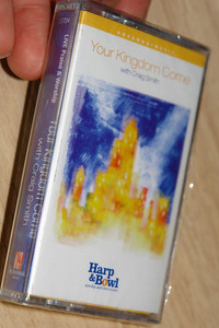 Your Kingdom Come - with Craig Smith / Live Praise & Worship / Hosanna! Music - Audio Cassette / 17724