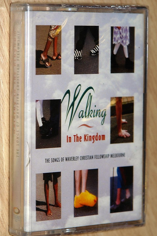 Walking In The Kingdom / The Songs Of Waverley Christian Fellowship / Integrity Music - Audio Cassette / A4304