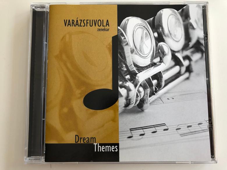 Varazsfuvola zenekar / Dream Themes / Sonya CD Audio CD / 2005/2