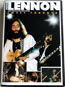 John Lennon and the Plastic Ono Band - Sweet Toronto DVD 1988 / Directed by D.A. Pennebaker (5060009233071)