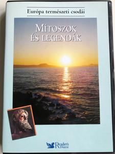 Mítoszok és Legendák - Európa természeti csodái DVD 2005 / Reader's Digest / Natural wonders of Europe / Norwegian legends, Greek myths, Tales of Loch Ness (Myths&LegendsDVD)