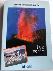 Tűz és Jég - Európa természeti csodái DVD 2005 / Reader's Digest / Natural wonders of Europe / Fire & Ice / Iceland, Saimaa-lakes, Vezuvius, Etna volcanoes, The remains of Pompeii (TuzesJegDVD)