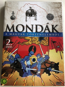 Mondák a magyar történelemből 2. DVD 2011 / Directed by Jankovics Marcell / Legends from Hungarian History animated series / Volume 2 (5999884941019)
