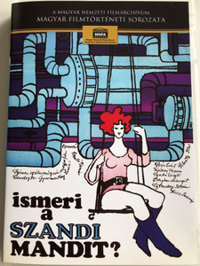 Ismeri a szandi mandit? DVD 1969 / Directed by Gyarmathy Lívia / Starring: Soós Edit, Shütz Ila, Sztankay István, Szabó László, Kállai Ferenc, Dajka Margit (5999884681168)