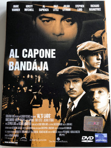 Al's Lads DVD 2002 Al Capone Bandája AKA Capone's boys / Directed by Richard Standeven / Starring: Marc Warren, Ralf Little, Al Sapienza (5996357342052)