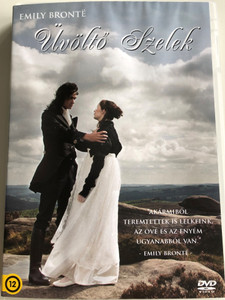 Wuthering Heights DVD 1999 Üvöltő szelek / Directed by David Skynner / Starring: Robert Cavanah, Orla Brady, Polly Hemingway, Peter Davison (5999545585569)