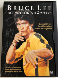 A Warrior's Journey - Bruce Lee DVD 2000 Der Weg eines Kämpfers / Directed by John Little / Starring: Bruce Lee, Kareem Abdul-Jabbar (7321921372759)