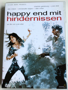 And they lived happily ever after DVD 2006 Happy End mit Hindernissen / Directed by Yvan Attal / Starring: Charlotte Gainsbourg, Yvan Attal, Alain Chabat, Emmanuelle Seigner (4043962900199)