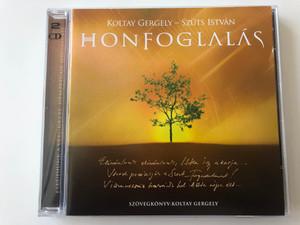 Koltay Gergely - Szűts István - Honfoglalás - Rockopera 2CD / Audio CD 2011 (5999884690306)