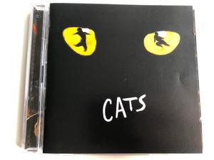 Cats / Andrew Lloyd Webber / Polydor 2X Audio CD 1998 / 817 061-2