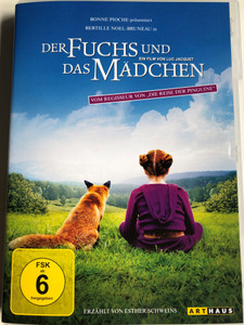 Der Fuchs und Das Mädchen DVD 2007 The Fox and the child / Directed by Luc Jacquet / Starring: Bertille Noël-Bruneau, Isabelle Carré (4006680038346)