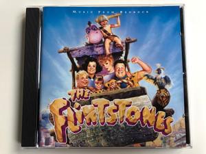 Music From Bedrock - The Flintstones / MCA Records Audio CD 1994 / MCD11045