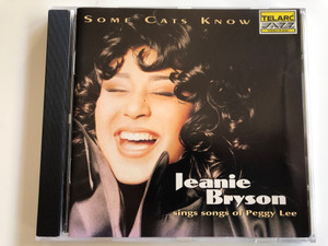 Some Cats Know - Jeanie Bryson Sings Songs Of Peggy Lee / Telarc Jazz Audio CD 1996 / CD-83391