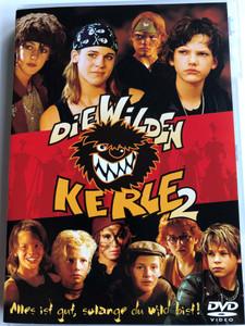 Die Wilden Kerle 2 DVD 2005 Wild Soccer Bunch 2 / Directed by Joachim Masannek / Starring: Jimi Blue Ochsenknecht, Raban Bieling, Sarah Kim Gries, Deniz Sarsilmaz (8717418043780)