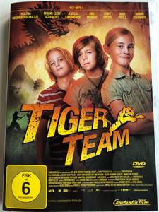 Tiger Team DVD 2010 / Directed by Peter Gersina / Starring: Helena Siegmund-Schultze, Bruno Schubert, Justus Kammerer, Iris Berben (4011976874881)