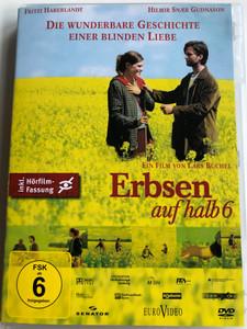 Erbsen auf halb 6 DVD 2004 Peas at 5:30 / Directed by Lars Büchel / Starring: Hilmir Snær, Guðnason Fritzi Haberlandt (4009750222812)