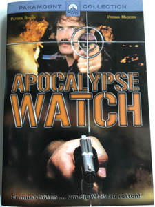 Apocalypse Watch DVD 1997 / Directed by Kevin Connor / Starring: Patrick Bergin, Virginia Madsen (4010884526387)