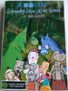 A négyszögletű kerek erdő DVD 2008 / Szörnyeteg Lajos jaj de álmos... és más mesék / Hungarian animated stories / Kecskeméti rajzfilmek (5996357343301)