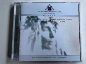 Dvorak - Symphony No. 9 In E Minor, Carnival Overture,Opus 92, Scherzo Capriccioso In D Flat,Opus 66 / The Royal Philharmonic Orchestra, Conducted: Paavo Järvi / RPO Records Audio CD 1993 / 204410-201