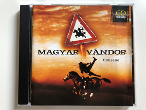 Magyar Vándor / filmzene / Skyfilm Audio CD 2003 / SKY-002-2